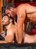 Muscled Tommy Defendi and Rusty Stevens fucking