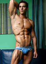 Fitness King Kevin Ramos naked