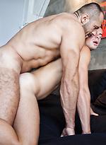 Arpad Miklos Rides Justin Cruise's Ass