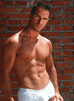 Muscle hunk from Italy - Ramazotti