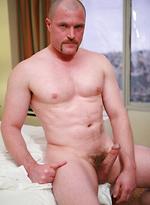 Steve Trevor shows cock