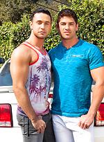 Josh & Romeo