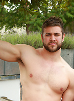 Muscular Straight Lad Cory gets his 1st Man Blow Job & Squirts for England!
