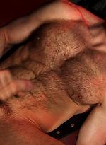 Muscle men Kristian Alvarez and Scott Carter fucking