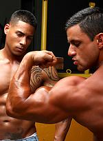 Macho Nacho and Randy Pacheco photos