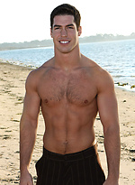 Muscle stud Travis