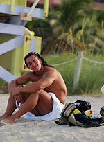 Alex Descha - Latino Muscle Stripper From Miami