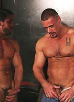 Big muscle men fuck