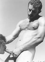 Vintage hunk Gus Kubeck