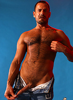 Hot Hairy Jason Torres Jerks Off