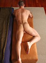 Horny muscle jock Riley
