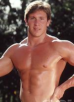 Buzz Corbet posing naked