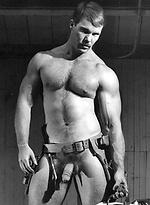 Butch Barnes naked
