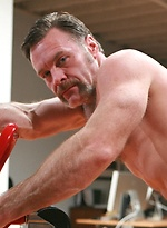 Muscled daddy Trey Walker - Unsuitable.