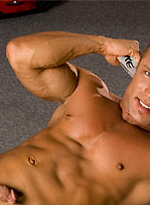 Muscle men from Hot House shows their hootest bodies