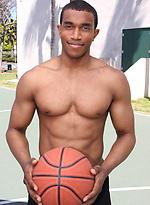 Black muscular Geoff