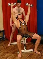 Studs workout and fucking