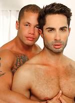 Michael Lucas and Matthew Rush