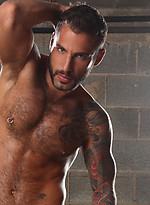 Jonathan Agassi Rides Bruno Fernandez Gutierrez's Hard Dick