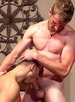 Kirby Thomas and Dominik Rider fuck