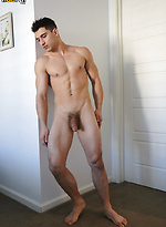 Peter Grom Jerks His Big Cock