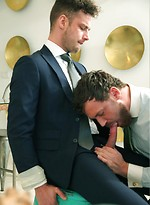 Making It Big : The Roommate. Starring Damon Heart & Logan Moore