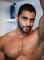 Angelo Antonio is the beefcake gym stud of your dreams